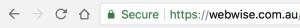 SSL CERTIFICATE GOOGLE