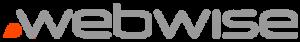 WEBWISE logo grey